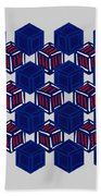 Boxed Patriot Beach Towel