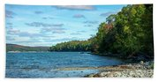 Bras D'or Lake, Cape Breton Nova Scotia, Canada Beach Sheet