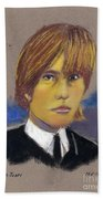 Brian Jones Beach Towel