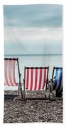 Brighton Beach Chairs Beach Sheet