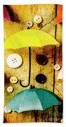 Button Storm Beach Sheet