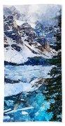 Canada, Alberta - 07 Beach Towel