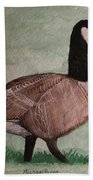 Canada Goose Beach Towel