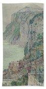 Capri, 1897  Beach Sheet