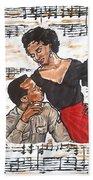 Carmen Jones - That's Love Beach Sheet