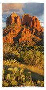 Cathedral Rock, Coconino National Beach Towel