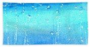 Champagne Sea 2 Beach Sheet