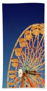 Chariots Of Gold Beach Towel