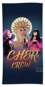 Cher Crew X3 Beach Towel