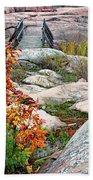 Chikanishing Trail Boardwalk Beach Towel