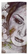 Cleopatra's Sling - Sunset Beach Towel