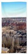 Coal Mine Canyon #2 Beach Towel