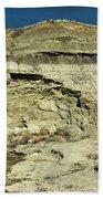 Coal Vein Makoshika State Park  Beach Towel