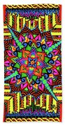 Colin's Mandala Beach Towel