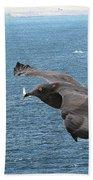 Columbia River Sailing Beach Towel