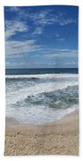 Coming Ashore Beach Towel