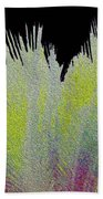 Crystalized Cacti Spears 2c Beach Towel