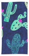Desert Nights Beach Towel
