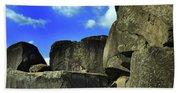 Devil's Den Rock Forms Beach Sheet