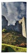 Dinefwr Castle 2 Beach Towel