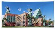 Disney Dolphin Hotel Beach Sheet