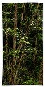 Dogwood Tree 2 Beach Sheet