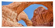 Double Arch Beach Towel