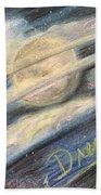 Dream Moon Beach Towel