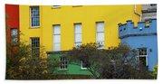Dublin Castle Colors Two Beach Towel