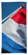 Dutch Flag Beach Towel