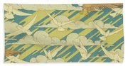 Eagles And Pigeons Beach Towel