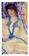 Early Morning Summertime 1920 Beach Towel