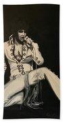 Elvis 1970 - Concho Suit Beach Towel