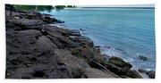Embley River 2 Beach Towel