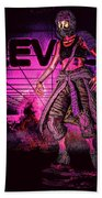 EV Beach Towel