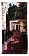 Exterior Amazing Getty Villa  Beach Sheet