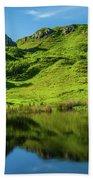 Fairy Glen, Isle Of Skye Beach Sheet
