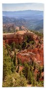 Farview Point - Bryce Canyon - Utah Beach Towel