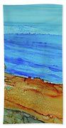Finding Cape Fear Beach Towel