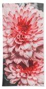 Flower Buds Beach Sheet