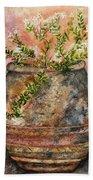 Flowers For Kallie Beach Towel