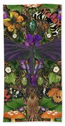 Forms Of Nature #3 Beach Towel