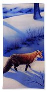 Fox Hunt Creek Beach Towel