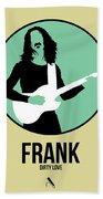 Frank Zappa Beach Sheet