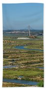 From Algarve To Andalusia Beach Towel