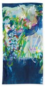 Full Bloom Beach Towel