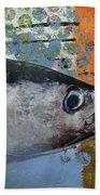 Funky Fish Beach Sheet