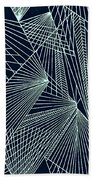 Geometric Pattern 1-colour-6 Beach Towel