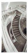 Getty Stairs Beach Sheet
