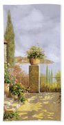 Giallo Morbido Beach Towel by Guido Borelli